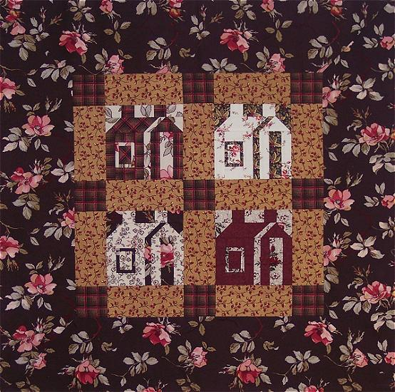 Pepper Cory - Foundation Piecing Stars Quilt